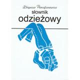 Słownik odzieżowy - Zbigniew Parafianowicz